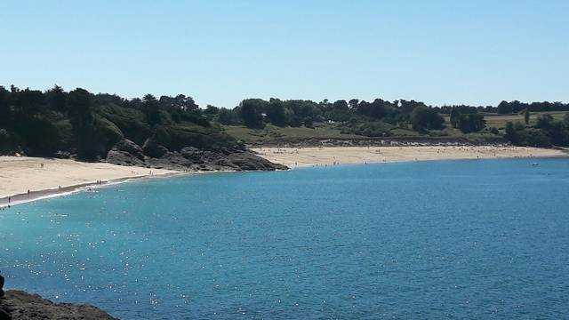 Las playas de Saint-Coulomb